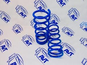 Задние пружины Технорессор для а/м ВАЗ 2108-2115, 2110-12, Приора, Калина, Гранта (-90 мм)