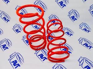 Передние пружины Технорессор для а/м ВАЗ 2108-2115, 2110-12 (-30 мм)