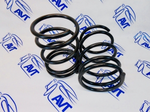 Передние пружины Технорессор для а/м ВАЗ 2108-2115, 2110-12 (-120 мм)