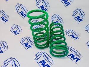 Задние пружины Технорессор для а/м ВАЗ 2101-2107 (-70 мм)