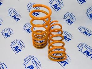 Передние пружины Технорессор для а/м ВАЗ 2101-2107 (-50 мм)