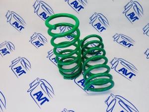 Передние пружины Технорессор для а/м ВАЗ 2101-2107 (-70 мм)