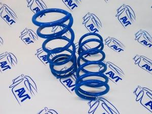Передние пружины Технорессор для а/м ВАЗ 2101-2107 (-90 мм)