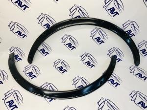 Расширители арок (фендеры) универсальные, 30 мм, комплект 2 штуки (глянец)