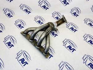 Вставка замены катализатора 4-1 16V для а/м Lada Vesta (2 датчика)