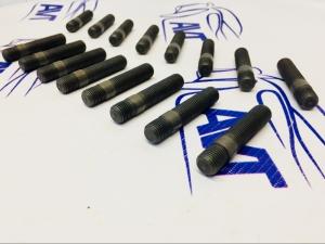 Шпильки колесные каленые, резьба накатанная, без гайки (L=60 мм) ZUZ
