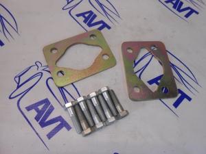 Пластины регулировки развала задних колес 2 градуса