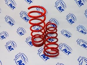 Передние пружины Технорессор для а/м ВАЗ 2121-21214 (+30 мм)