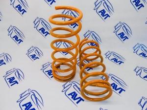 Передние пружины Технорессор для а/м ВАЗ 2121-21214 (+50 мм)