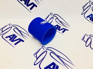 Патрубок силиконовый, 70 мм (2,75