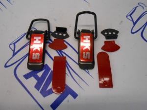 Клипсы для крепления обвесов HKS (малые) 2 шт