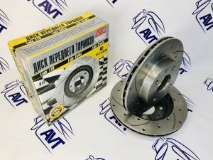 Диски передние тормозные АТС-SPORT 2110-05 13