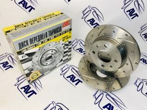 Диски передние тормозные АТС-SPORT 2108-05 13