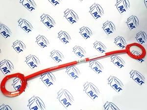 Растяжка передних стоек УР 21102 (2108-099, 2113-15, 2110-12 инжектор) регулируемая АВТОПРОДУКТ