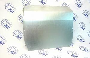 Защита двигателя стальная оцинкованая для подрамника 2110-12, Приора АВТОПРОДУКТ