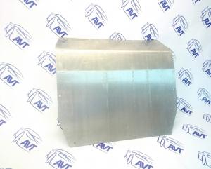 Защита алюминиевая для поперечины ВАЗ 2108-099, 2113-15 АВТОПРОДУКТ