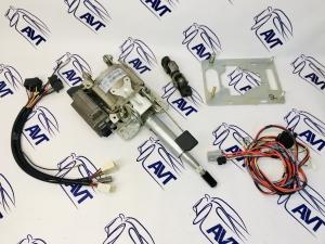 Электроусилитель руля (ЭУР) на а/м ВАЗ 2105, 2107 (комплект)