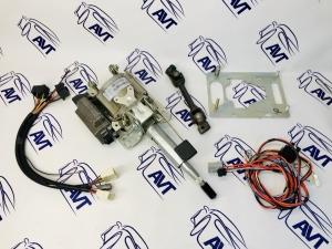 Электроусилитель руля (ЭУР) на а/м ВАЗ 2121-21214 НИВА 4х4 (комплект)