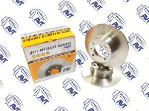 Диски передние тормозные ALNAS ВАЗ 2101-07 13
