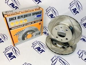 Диски передние тормозные ALNAS-SPORT 2110-03 13
