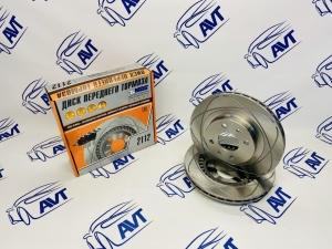 Диски передние тормозные ALNAS-SPORT 2112-03 14