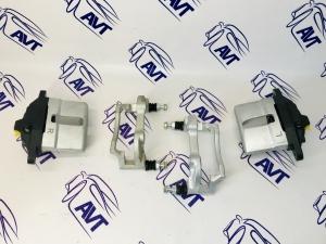 Передние дисковые тормоза R14