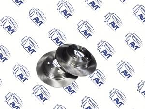 Диски тормозные задние R13 для ЗДТ Vektor станд. (2шт)