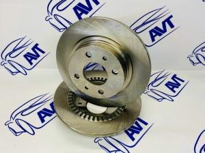 Диски тормозные задние R13 для ЗДТ Vektor станд. под ABS (2шт)