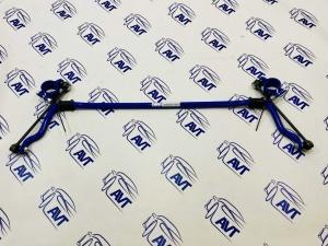 Стабилизатор поперечной устойчивости передний ШС ВАЗ 1117-19, 2190-92 (22 мм) Спорт , резина