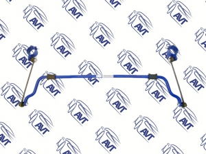 Стабилизатор поперечной устойчивости передний ШС ВАЗ 1117-19, 2190-92 (22 мм) Спорт , П/У