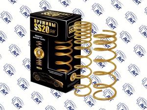 Пружины передних стоек 2110-2112 SS20 GOLD (2шт)