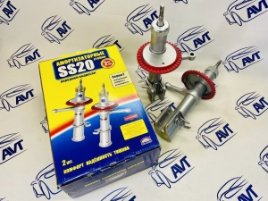 Стойки передней подвески 2108 SS20 (стандарт) л/п