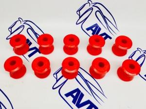 Втулки реактивных тяг для а/м ВАЗ 2101-07, Нива (4х4), Chevrolet Niva