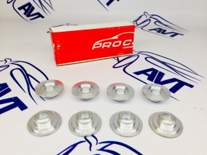 Тарелки клапанов Pro-Car 2101 (облегченные), роспуск 1.2мм