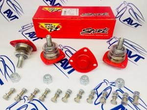 Комплект усиленных шаровых опор 2101-07 TRS Sport (4 шт.)