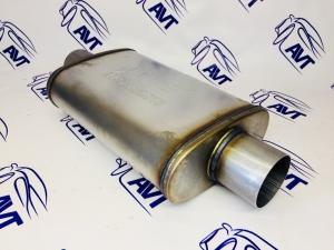 Глушитель Magnaflow универсальный прямоточный (355х63)