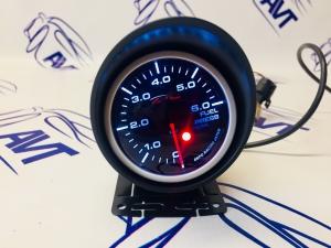 Датчик Depo 60 мм (давление топлива) с варнингами и пиками