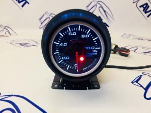 Датчик Depo 60 мм (давление масла) с варнингами и пиками