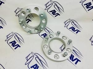 Проставки колеса ZUZ 25 мм для ВАЗ 21213-14 (2 шт)