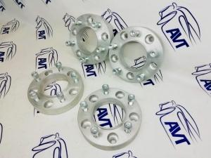 Проставки колеса ZUZ 35 мм для а/м ВАЗ 21213-14 (Нива 4х4), ВАЗ 2123 Chevrolet Niva (4 шт.)