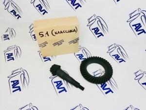 Главная пара ВАЗ 2101 передаточное число 5,1