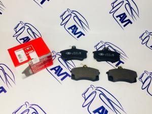 Колодки тормозные передние 2108 Lada Sport