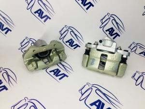 Суппорты тормозные передние ВАЗ 2108 в сборе (комплект)