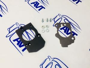 Комплект для установки механической заслонки на ресивер Е-ГАЗ 16V 21126