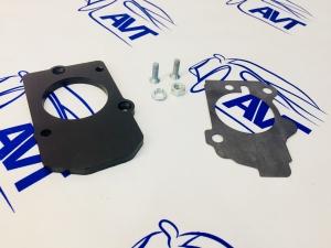 Комплект для установки механической заслонки на ресивер Е-ГАЗ 16V 21127/21129