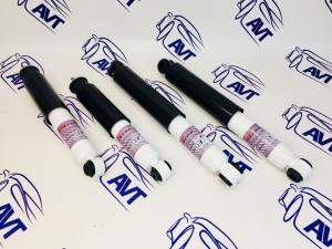 Комплект масляных амортизаторов для а/м ВАЗ 2101-07 Gt-Pro