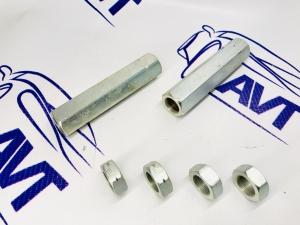 Рулевые скрутки (сгоны) цельные (100 мм) для а/м ВАЗ 2101-07