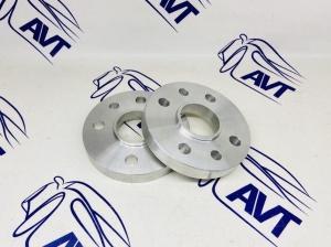 Проставки колеса 15 мм AVT (2 шт.)