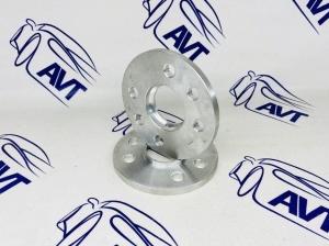 Проставки колеса 10 мм AVT (2 шт.)