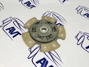 Диск сцепления Art-Perform для а/м ВАЗ 2110-12 металлокерамический с демпфером (5 лепестков) 200мм